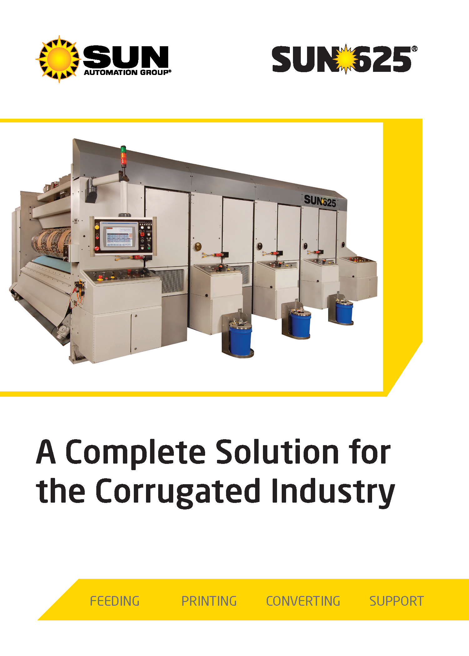 Learn more about the SUN625 RDC in the Sun Automation Group's brochure.