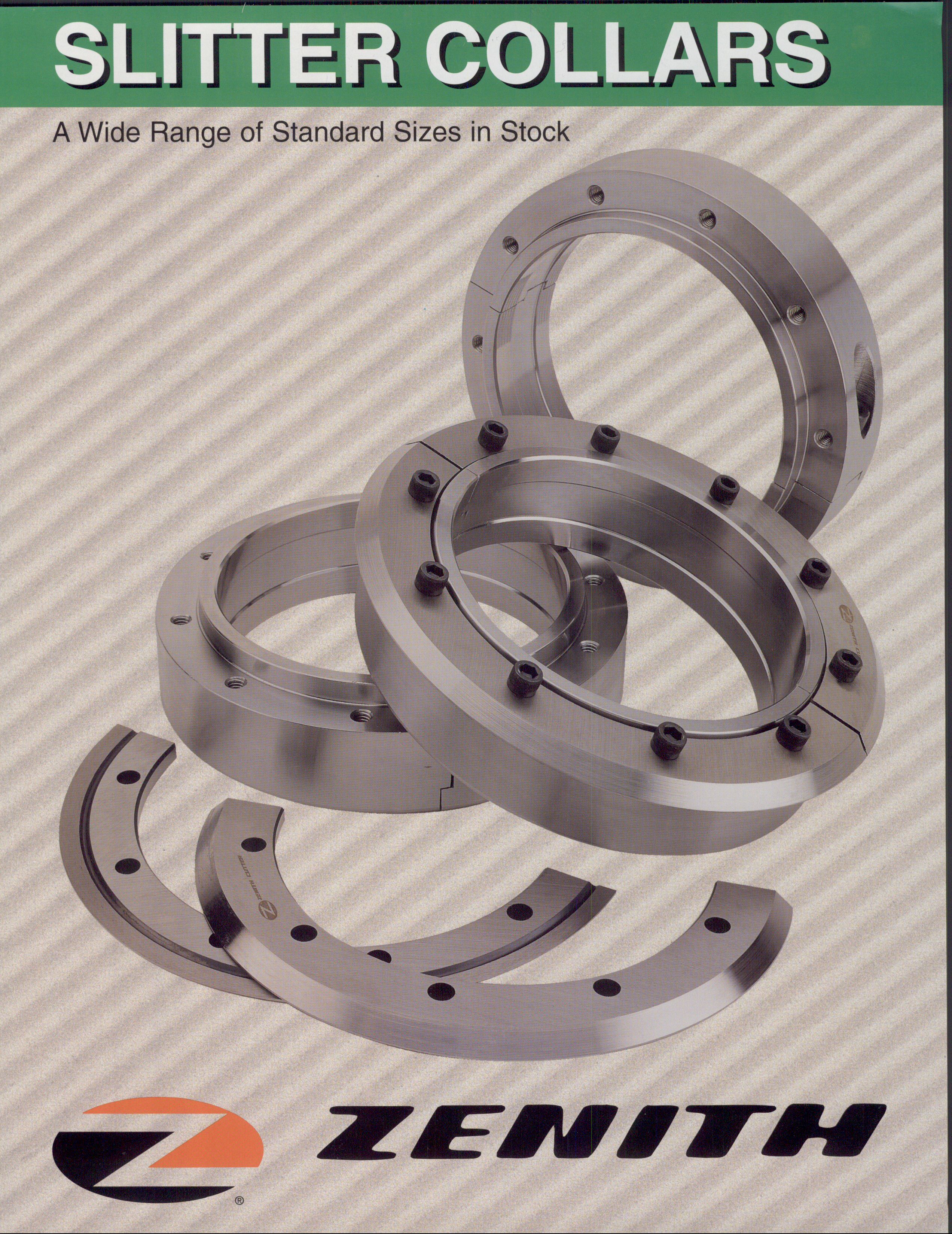 Read more about Slitter Collars in the Zenith Cutter brochure