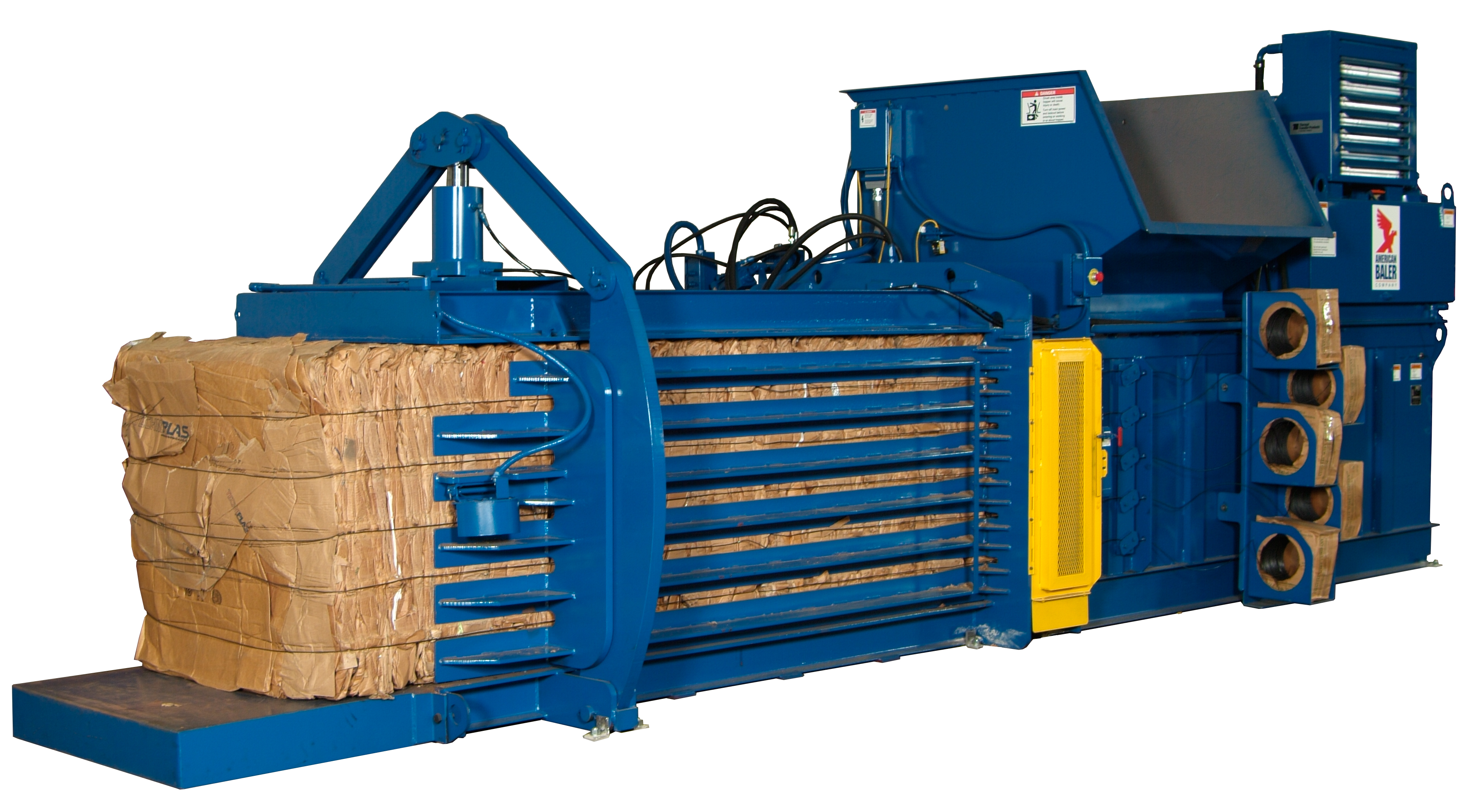 DC (Distribution Center) Baler