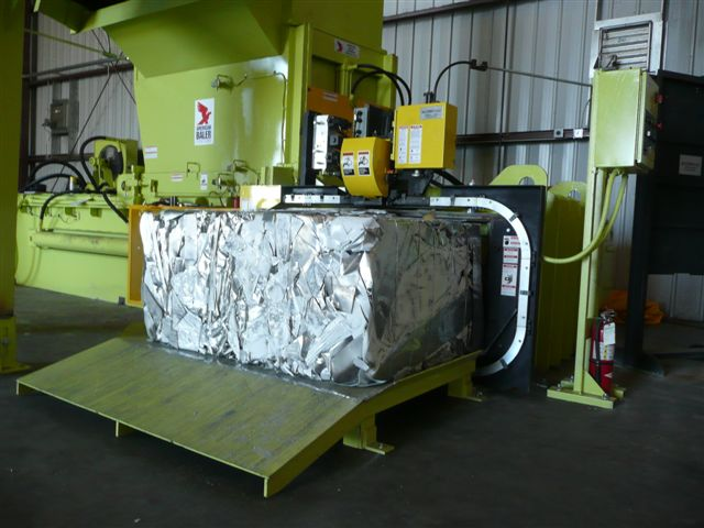 American Baler – NB (Narrow Box) Series 2 Ram Baler