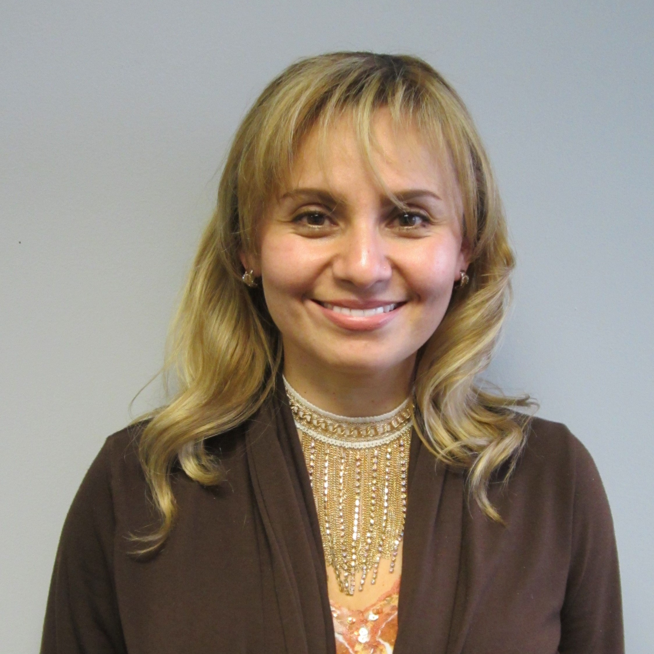 Andrea Castillo / Parts Sales/Logistics Coordinator / Central America / South America