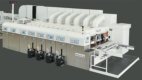 Dong Fang Apstar HG2 Rotary Die Cutter