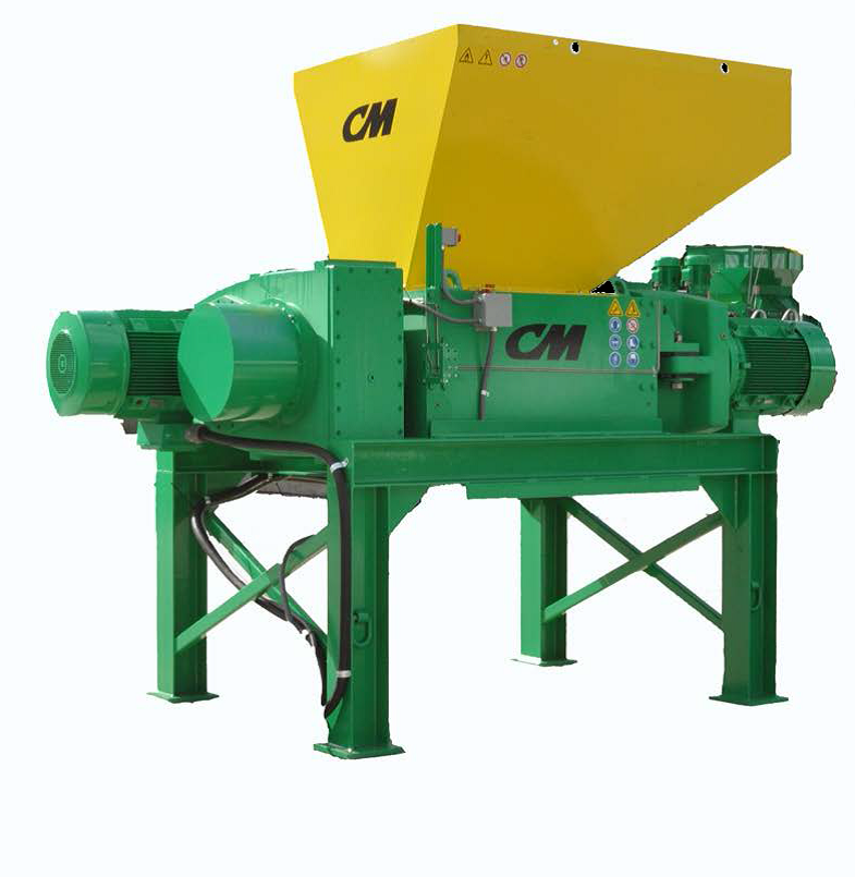 CM Dual Drive Chip Shredder