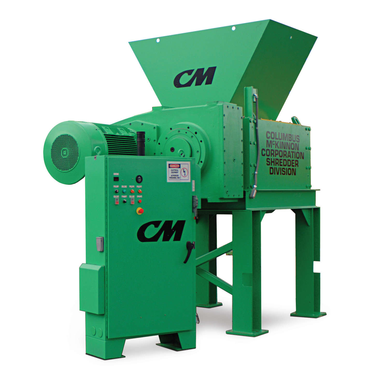 CM Single Drive Chip Shredder