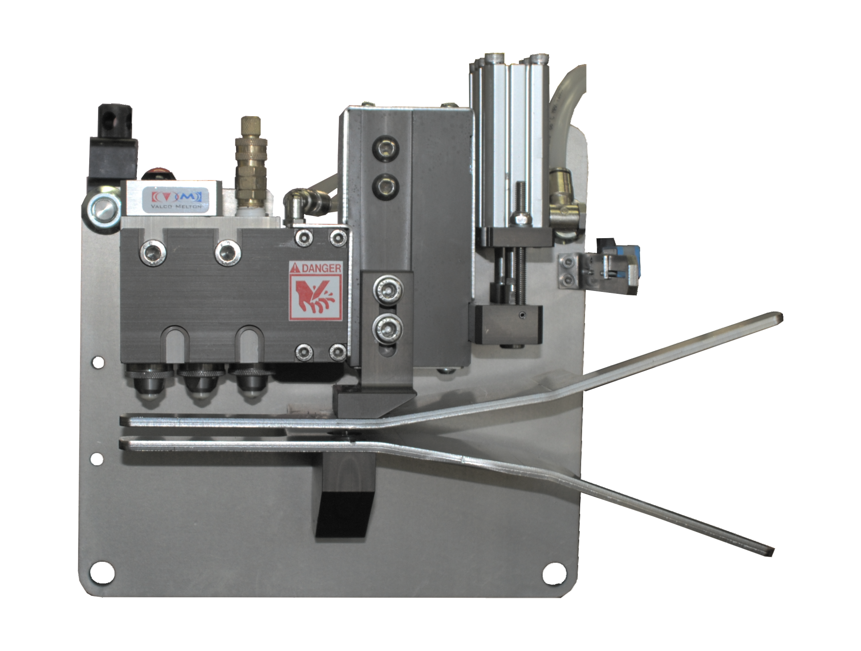BoardRunner® Tri-Valve Non-Contact Glue Station with Model 524 Valve