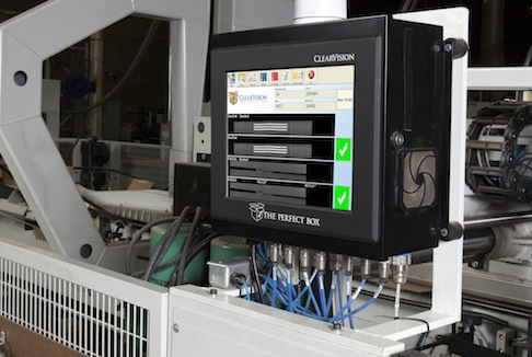 Valco Melton ClearVision® GlueChek™ Inspection System