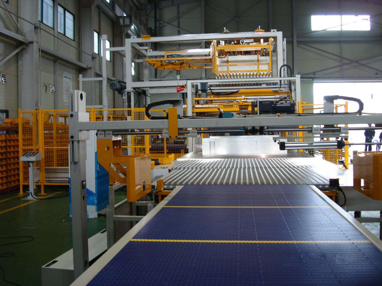 Load Formers And Automatic Palletizers Wsa │ Goettsch