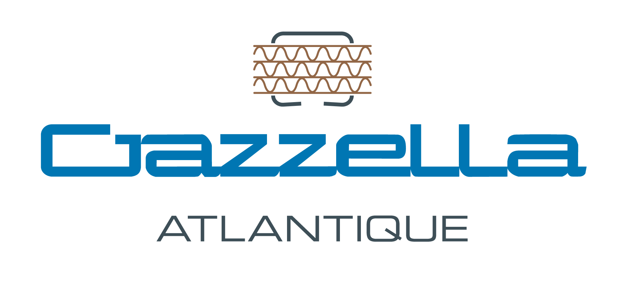 Logo Gazzella Atlantique