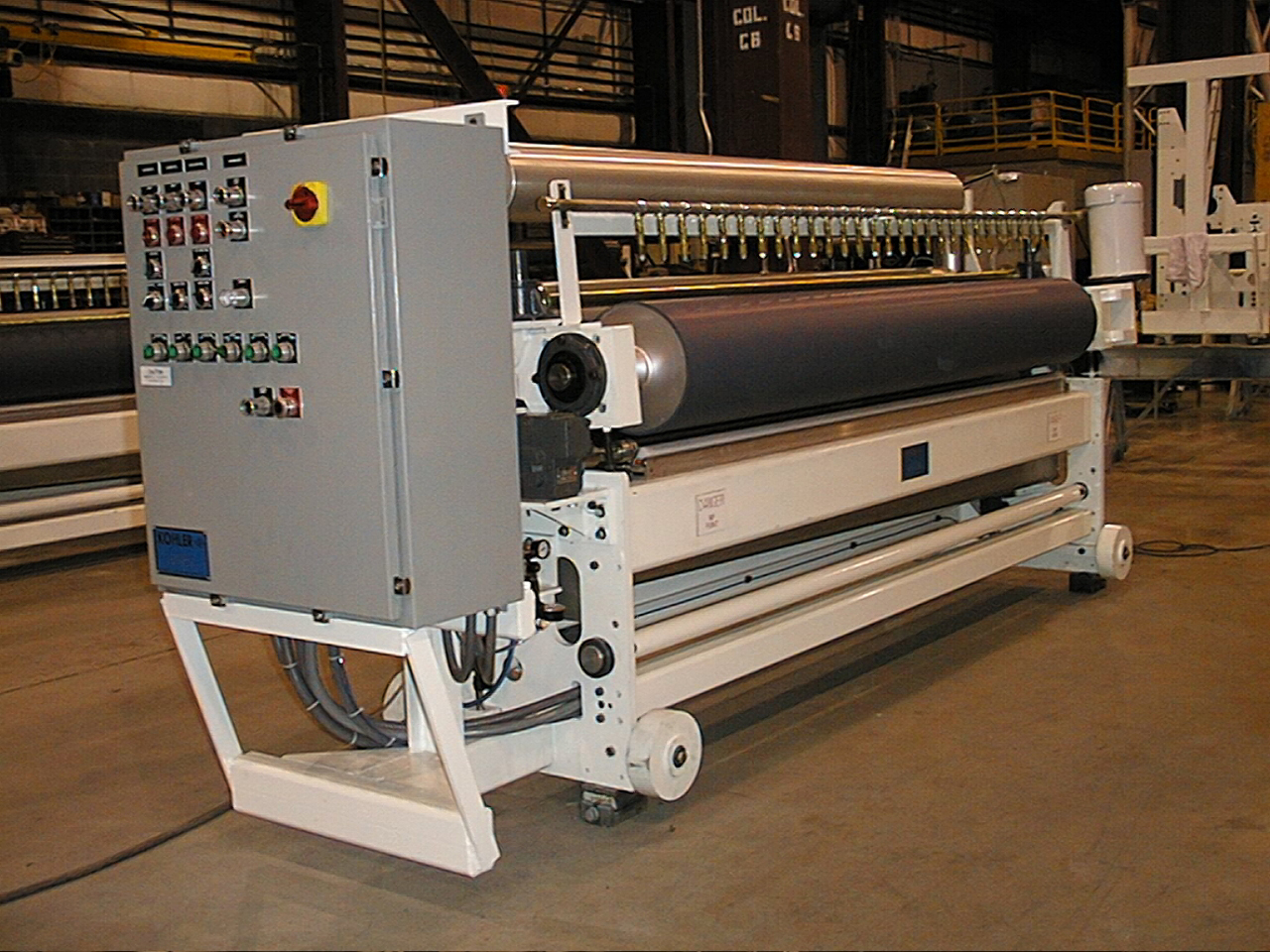 Kohler Coating ISO-Bar Rod Coater