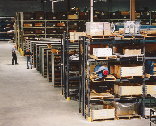 SUN Automation Group's Large Inventory of Langston Parts