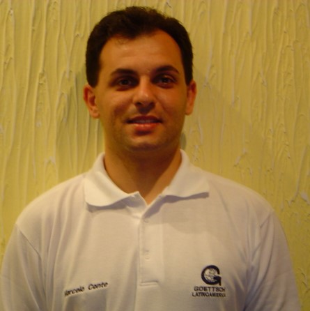Marcelo Conte / Field Service Engineer