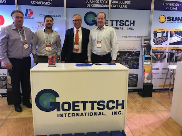Goettsch Exhibits at ACCCSA 2018