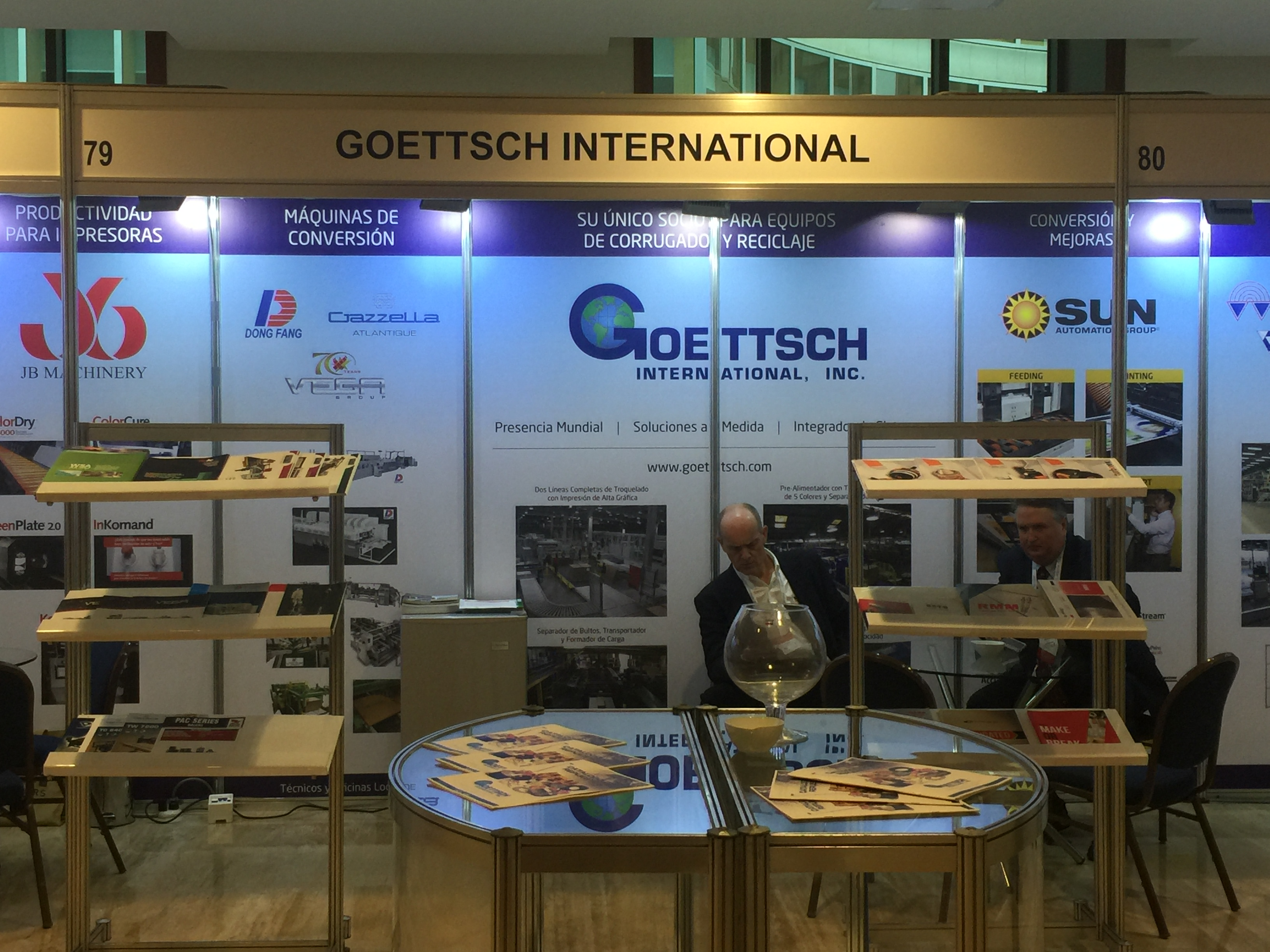 Goettsch International Exhibit - ACCCSA 2017