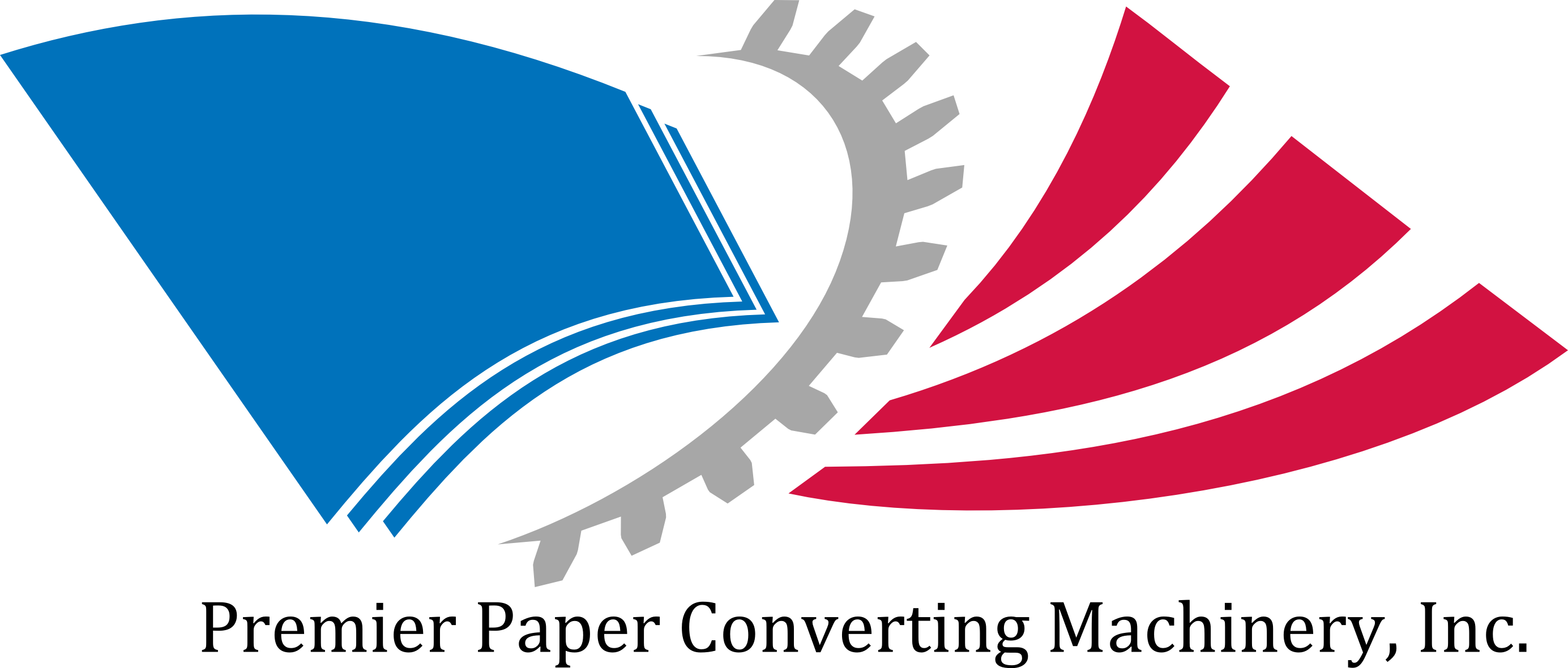 Premier Paper Converting Machinery Logo