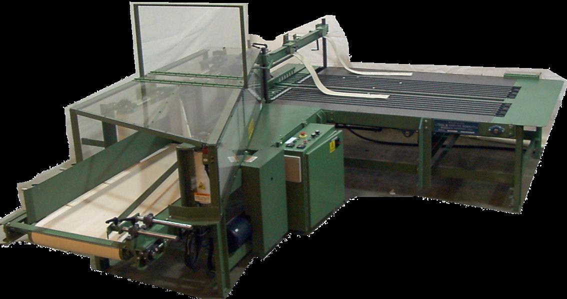 Partition Equipment - Premier Paper Machinery │ Goettsch