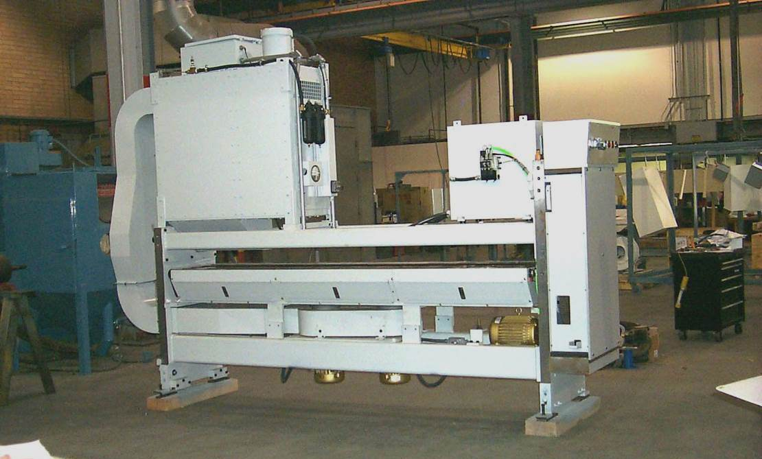 Sun Automation Group PrintPrep® In-Line Sheet Cleaner