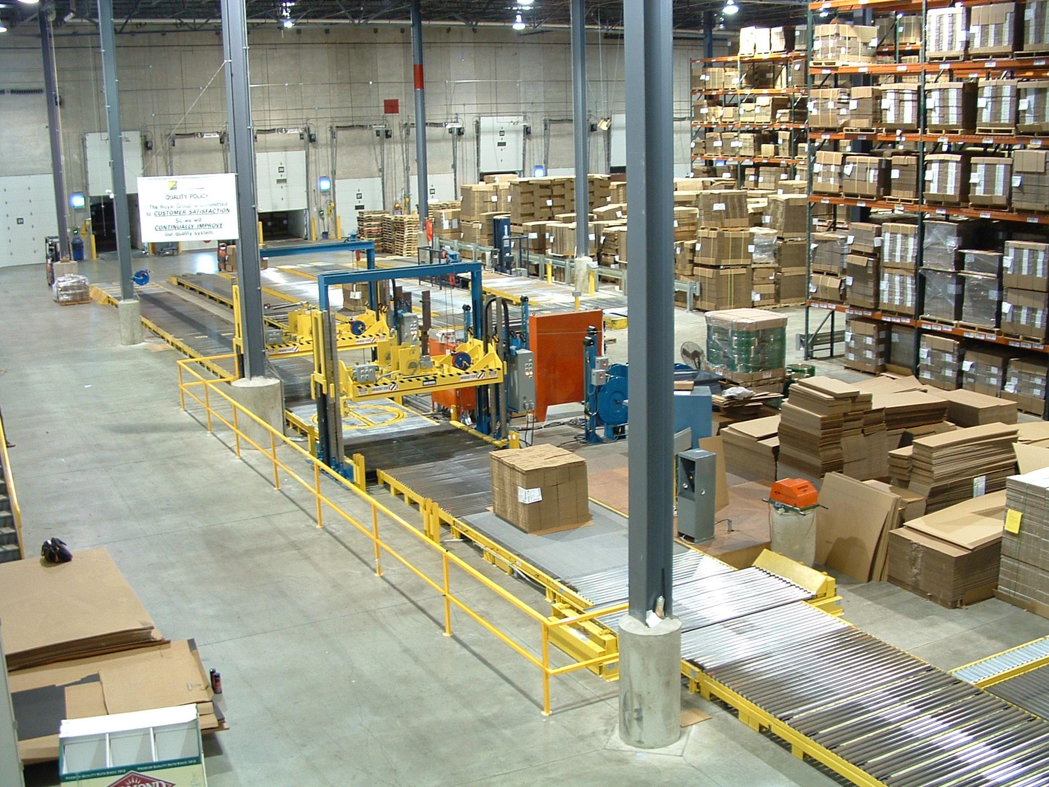 Conveyor Systems - C & M Conveyor │ Goettsch