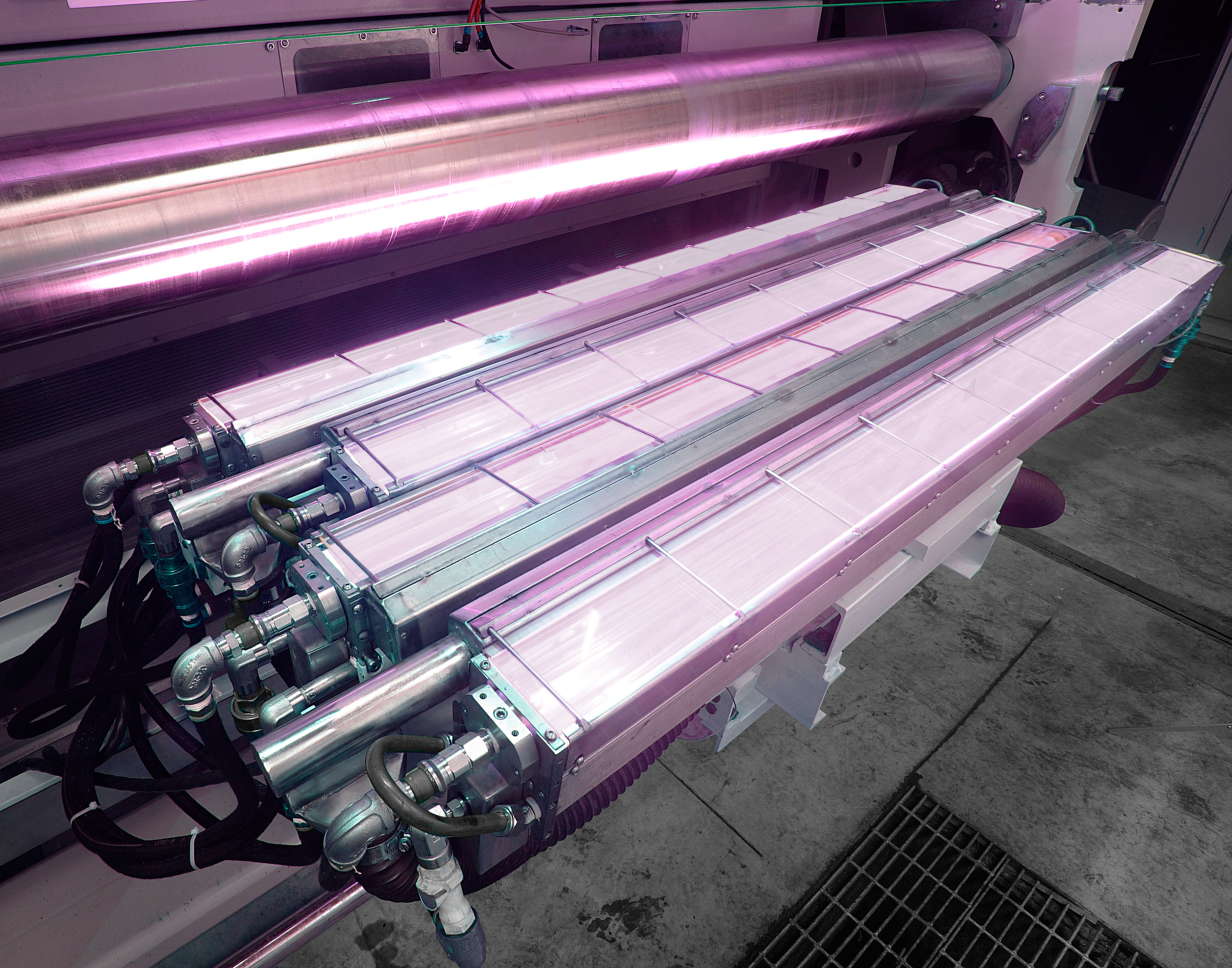 JB Machinery UV Curing